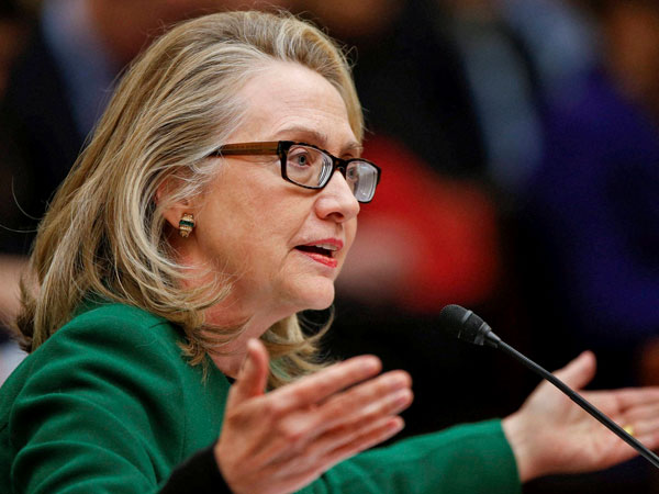 Hillary will do a good job: Opinion poll