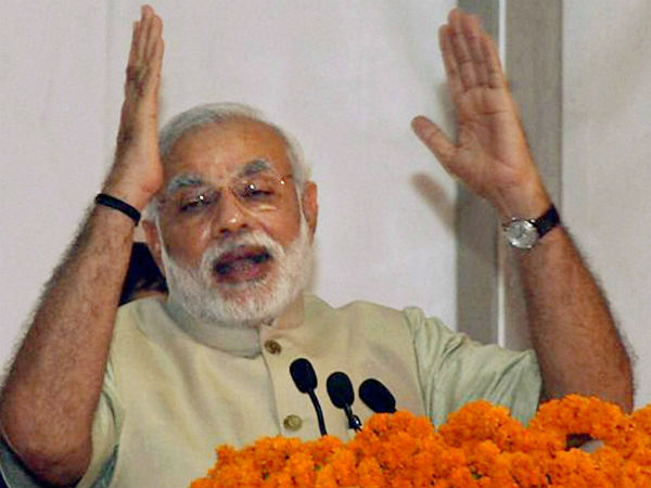 PM Modi thanks nation, party workers