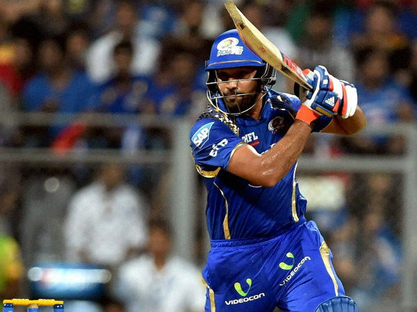 MI captain Rohit Sharma