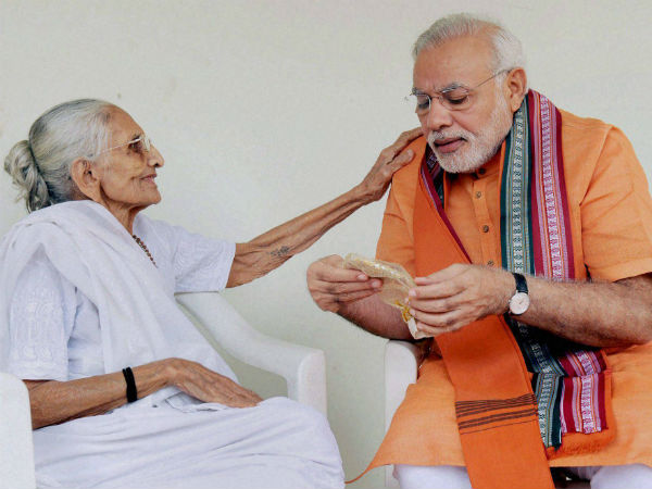 Birthday Boy Modi gets a world of blessings!