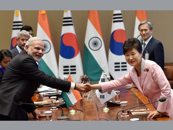 India, S Korea to expand cooperation