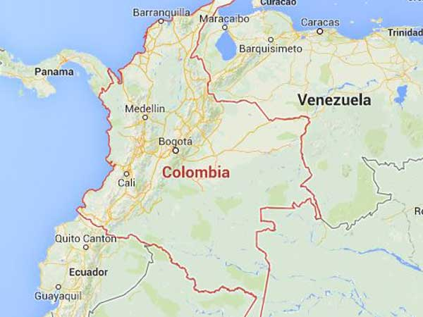 'At least 61 dead in Colombia landslide'
