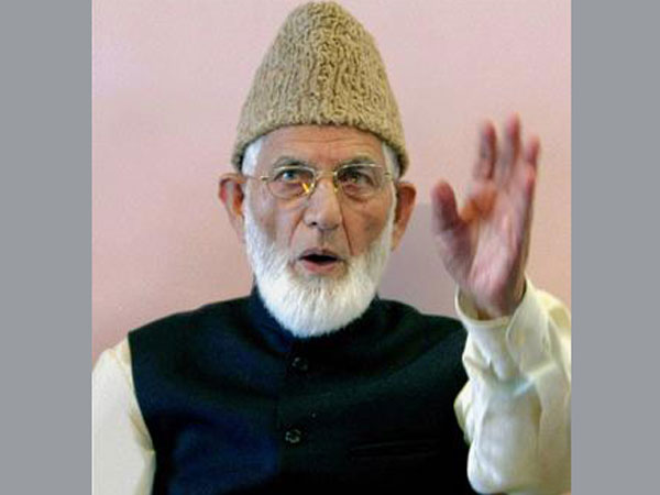 Geelani Passport : Deal with real issue