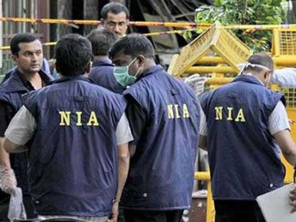 NIA files charge sheet against Majeed