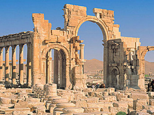 Facts about Syrian city of Palmyra