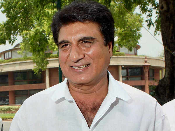 Narendra Modi running a government of 'suit, boot and loot': Raj Babbar.