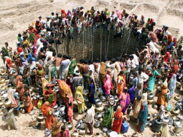 India set to become water scarce country by 2025: Report.
