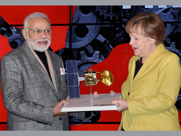Ind, Germany deepen defence ties