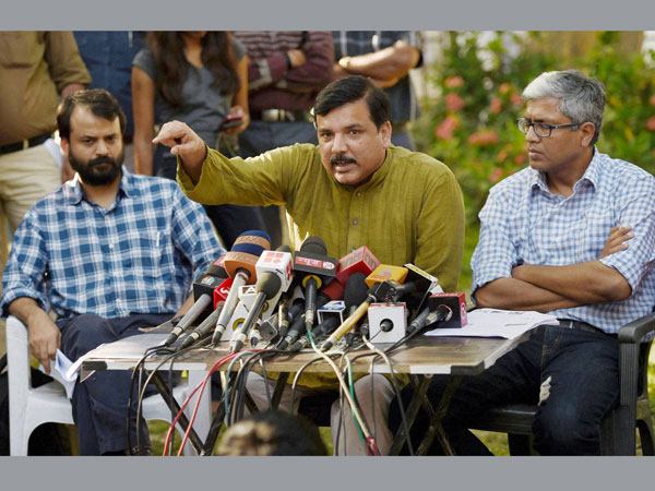 Where are the good days: AAP