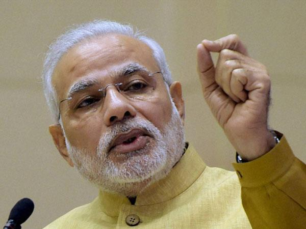 PM Modi hits out at Sonia