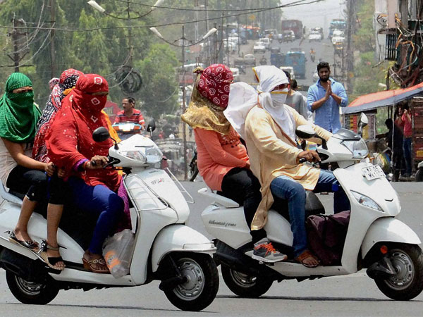 Heatwave toll crosses 1300 in AP, T'gana