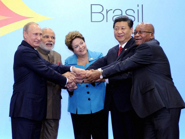 'BRICS driven by national interests'