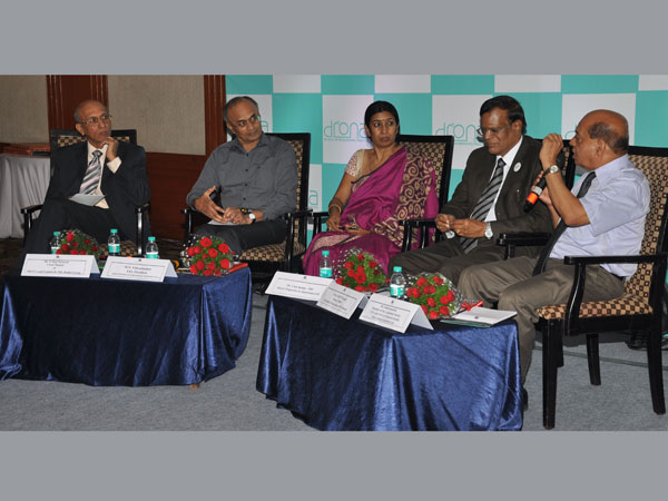 Expert members at the launch of Drona School of Engineering Practice in Bengaluru