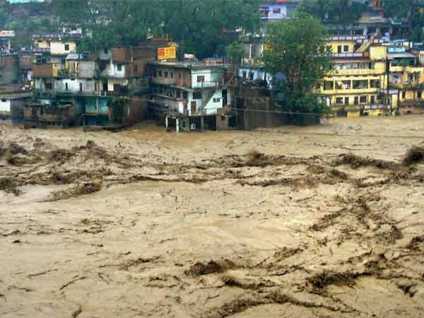 Essay flood in uttarakhand