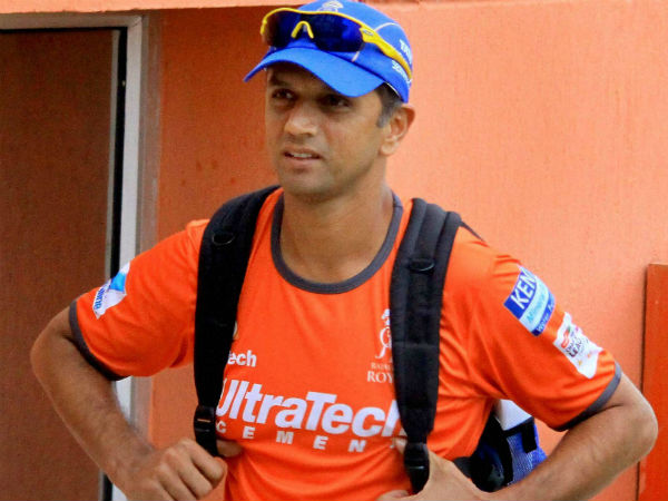 Dravid supports BCCI on banning chuckers