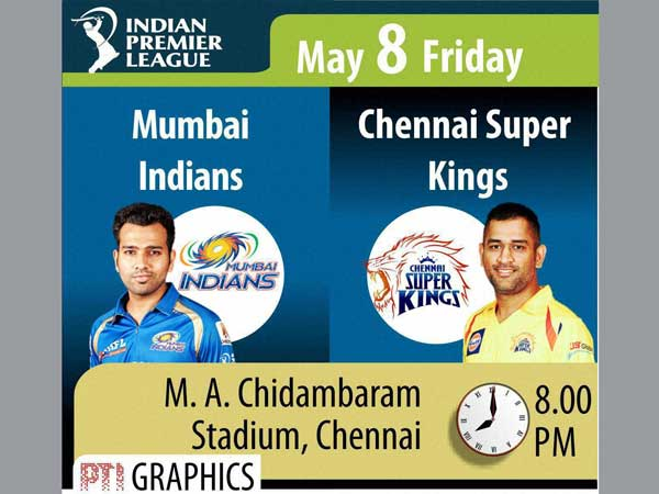 Preview: IPL 2015 Match 43 - Chennai Super Kings Vs Mumbai Indians