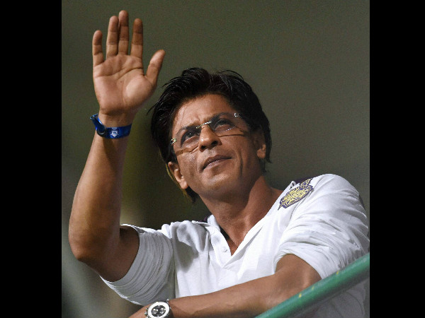 SRK won't be at Wankhede Stadium this year too