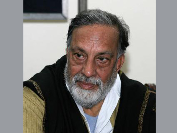 Jammu and Kashmir National Panthers Party (JKNPP)'s chief Bhim Singh