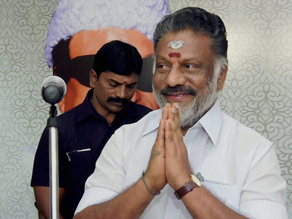 Panneerselvam reverts to No. 2 position