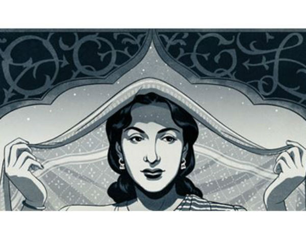 Nargis Dutt's 86th birthday: Google doodle pays tribute to 'Mother India' .