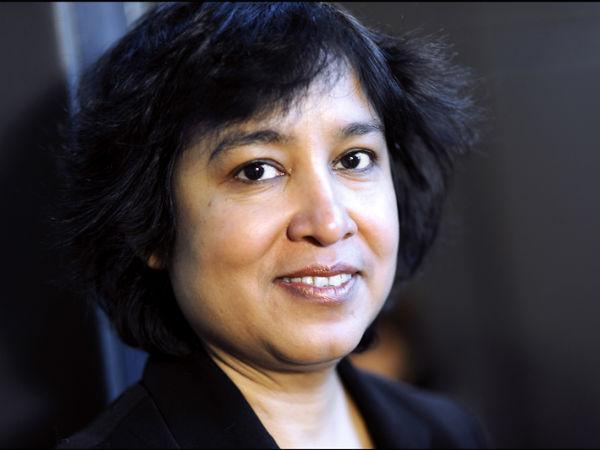 Taslima Nasreen relocated to US after death threats from Islamist radicals.