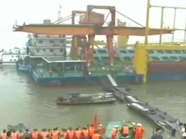 Ship tragedy: Rescue team face trouble