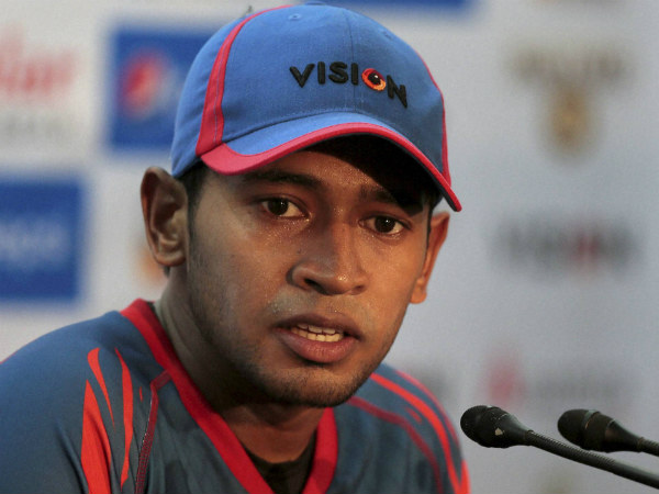 Mushfiqur Rahim will captain Bangladesh