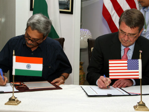 India, US reaffirm defence ties
