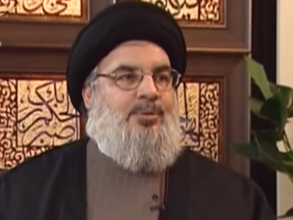 Hezbollah vows to displace 'millions'
