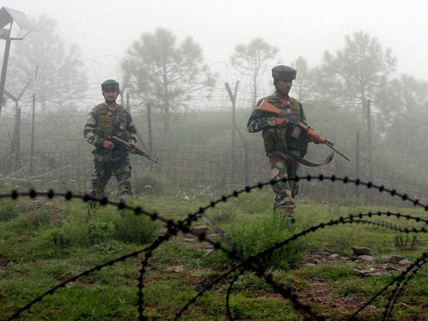 Infiltration bid foiled along LoC