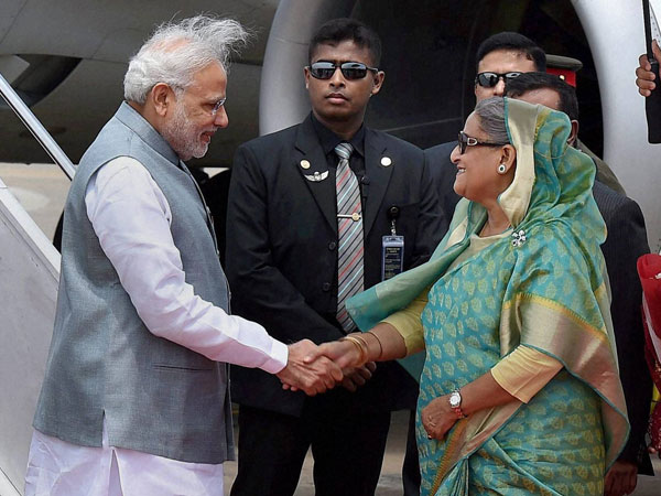 Modi praises LBA with Bangladesh