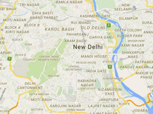 Fire at Delhi building, no casualties