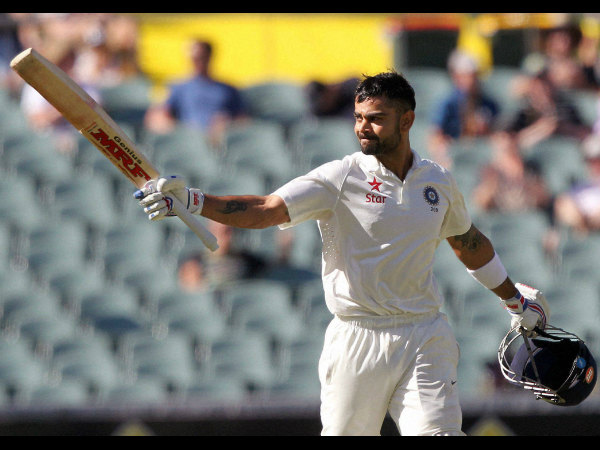 Virat Kohli will lead the Test team
