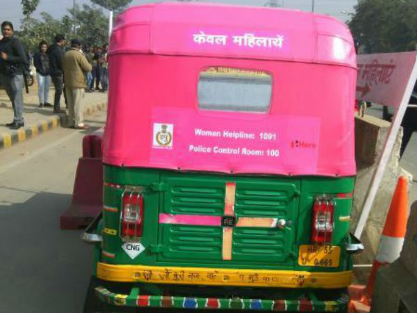 For women, by women: 'Pink Auto' service for women to be launched in Indore.