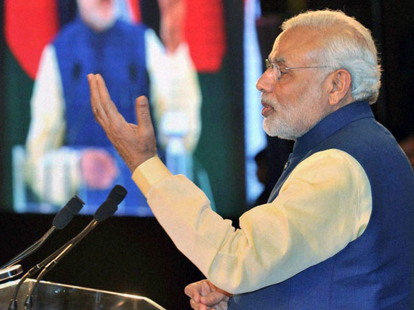 'Woman' remark: Congress slams PM Modi
