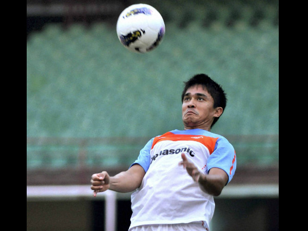 Sunil Chhetri is not disappointed with his low price tag