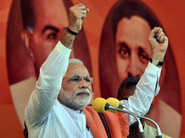 Bihar parties taking cue from Modi