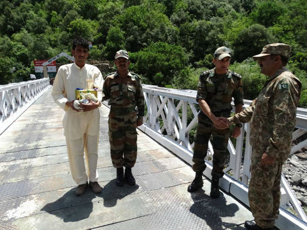 Indian Army repatriates PoK resident