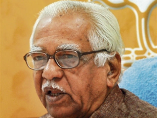Acted as per Constitution to improve conditions in UP: UP Governor Ram Naik.