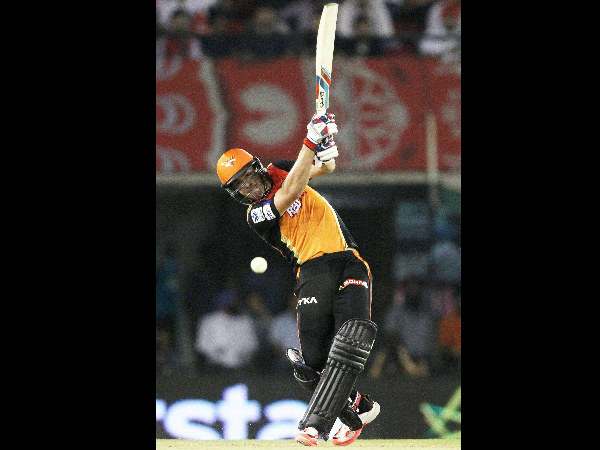File photo of Moises Henriques playing for Sunrisers Hyderabad during IPL 2015