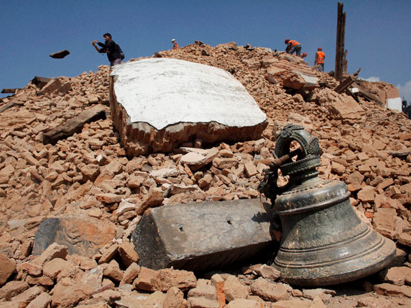 Nepal set to reopen historic sites
