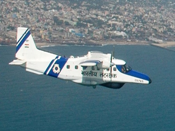 7 days on, no sign of missing dornier