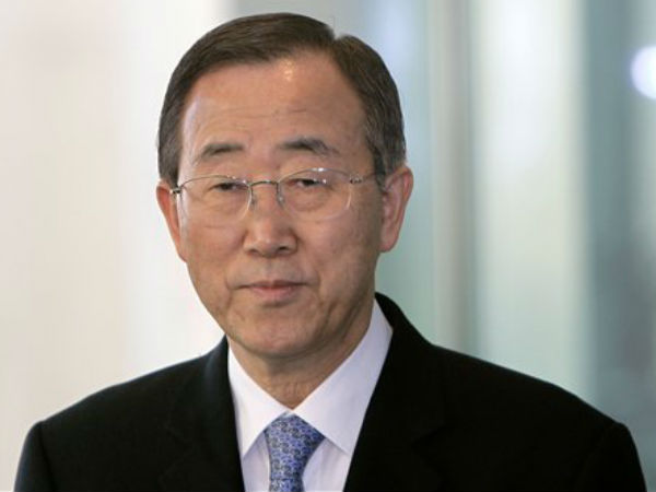 Yoga does not discriminate: UN chief