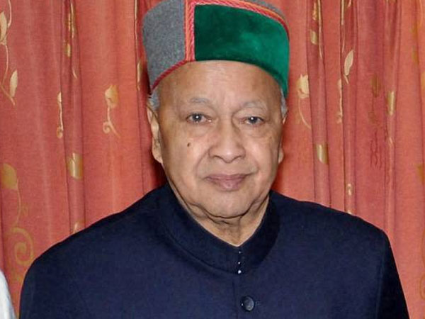Case registered against Himachal CM