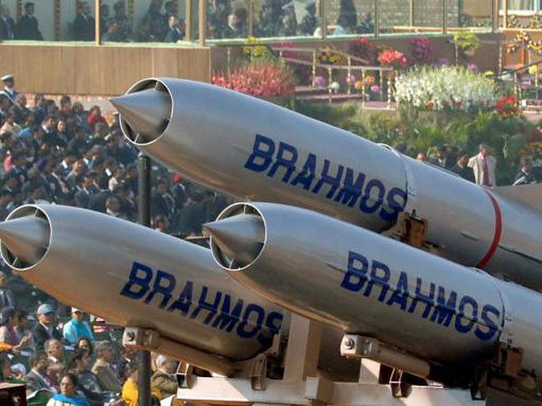 France to supply technology for BrahMos