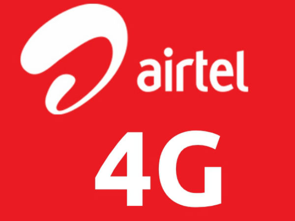 Airtel launches 4G trials in Delhi NCR.