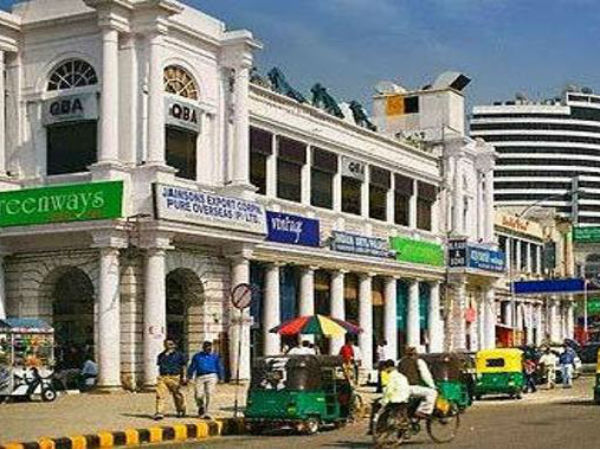 Delhi S Connaught Place 5th Most Costliest Prime Office