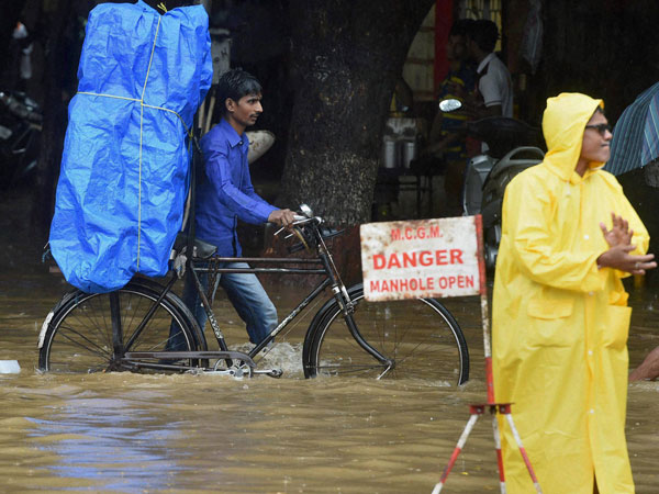 Waterlogging in Mumbai