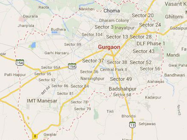 22-year-old gang raped in Gurgaon
