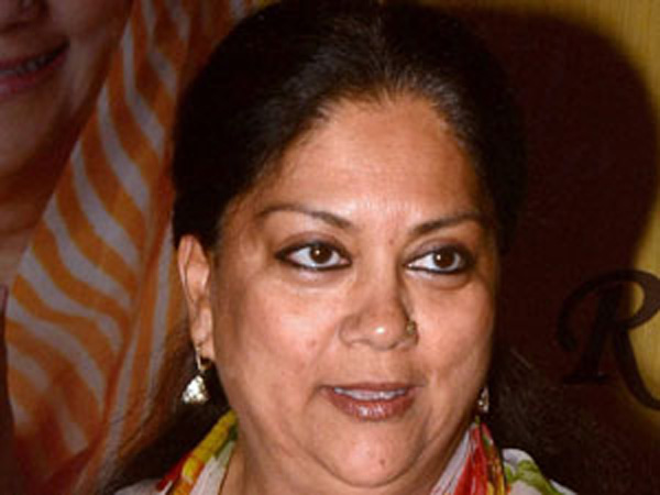 'Raje will sail through Lalitgate'